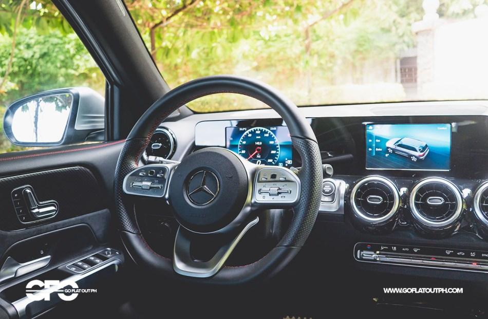 2021 Mercedes-Benz GLB 200 AMG Line Philippines