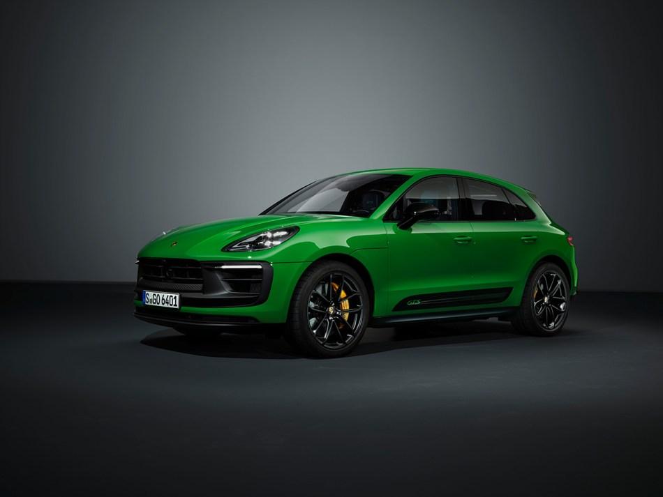 2022 Porsche Macan GTS Sport
