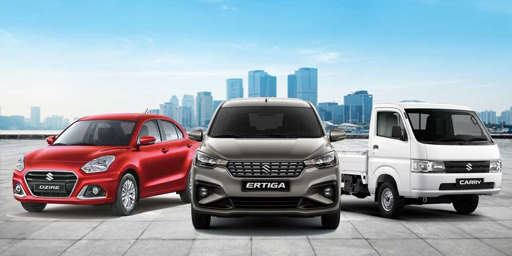 Suzuki Is Now PH's Third Best-Selling Automotive Brand