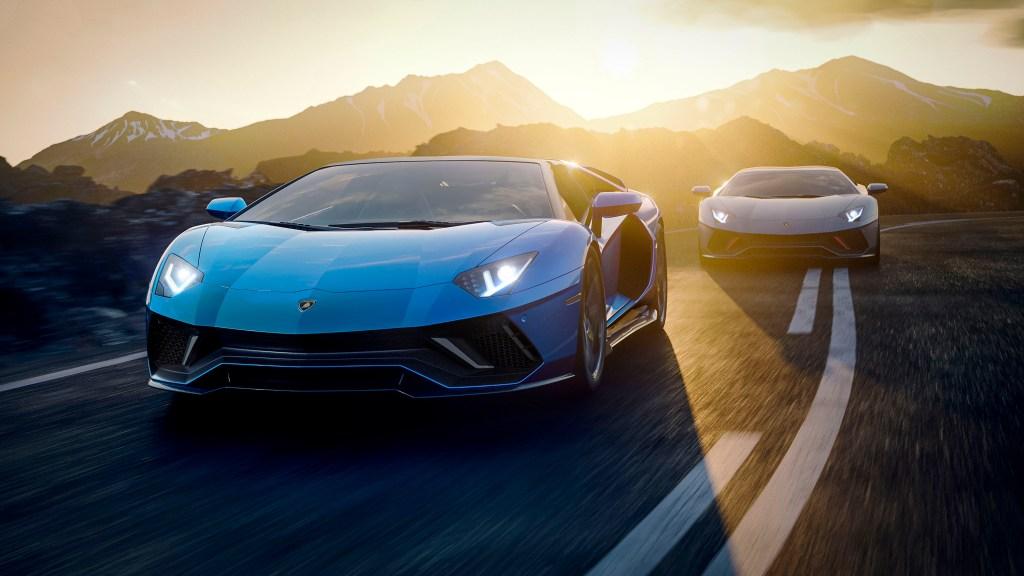 Aventador LP780-4 Ultimae Is Lamborghini's Final Pure V12 Supercar