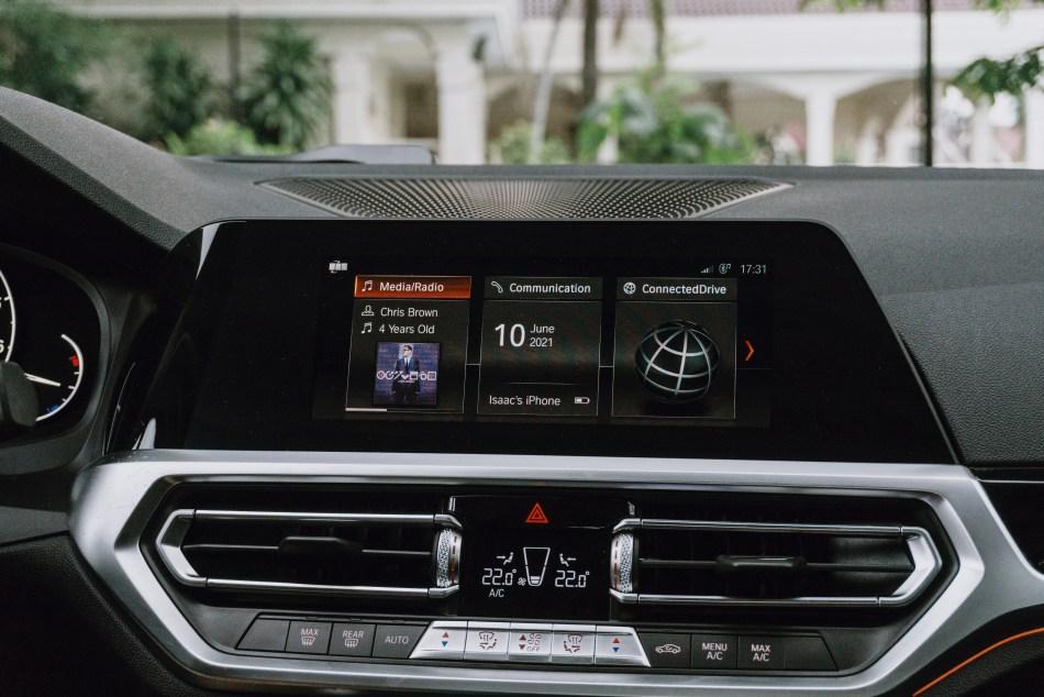 2021 BMW 318i Sport iDrive 6
