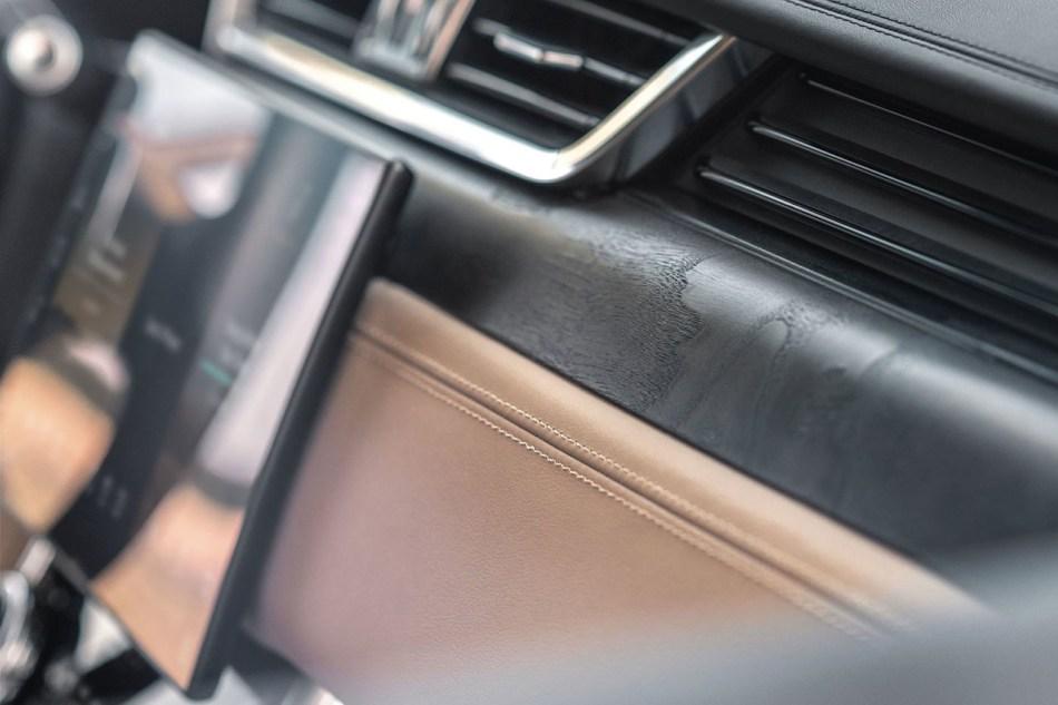 2021 Jaguar XF S P250 Philippines Interior