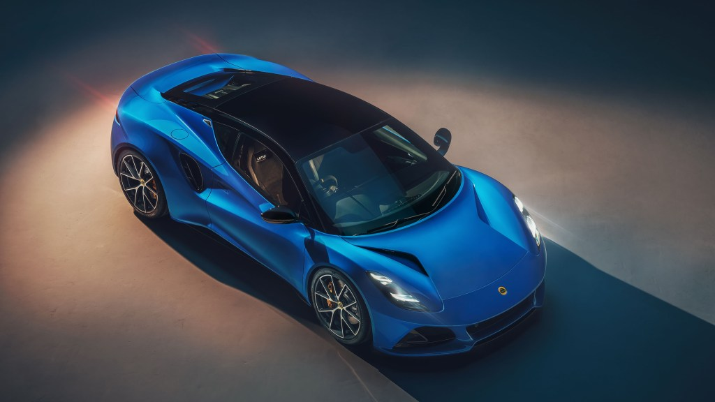 All-New Lotus Emira Is A Sports Car With A Mercedes Or Toyota Engine