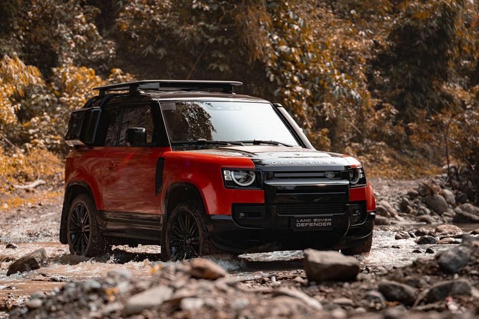 2021 Land Rover Defender 90 Philippines