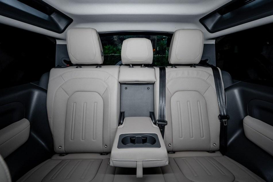 2021 Land Rover Defender 90 Philippines Interior