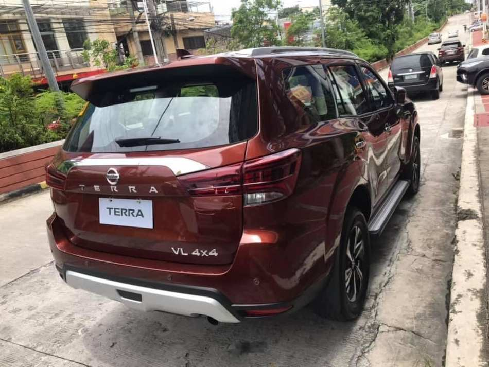2022 Nissan Terra Philippines