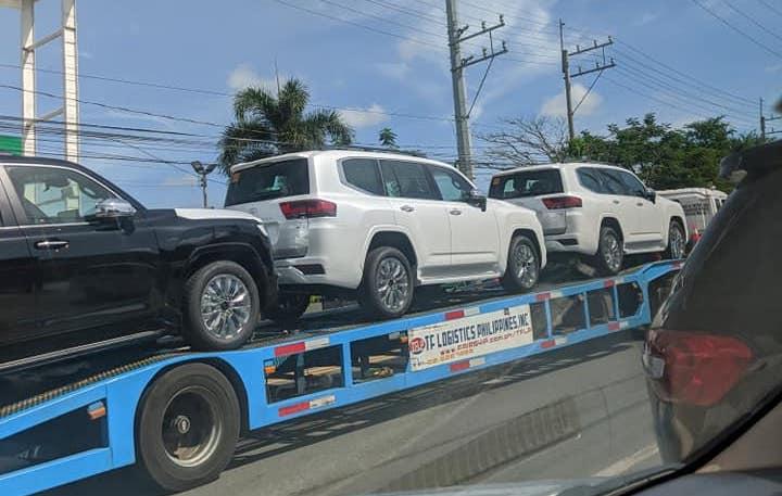 2022 Toyota Land Cruiser Philippines