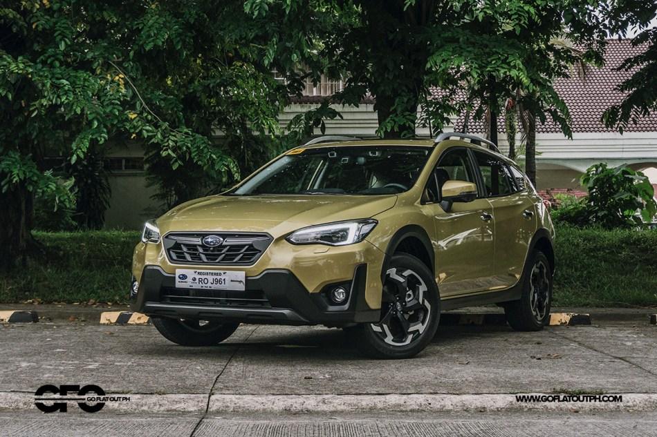 2021 Subaru XV 2.0i-S EyeSight Philippines Review