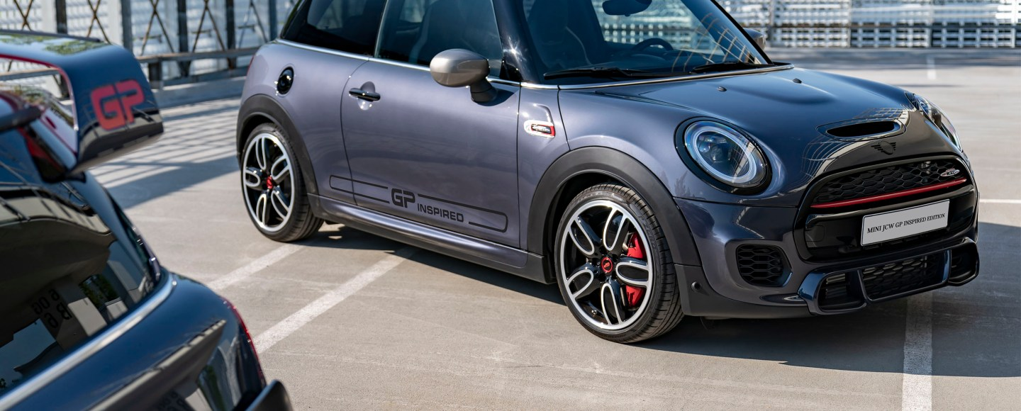 Mini John Cooper Works GP Inspired Edition Now In PH, Only 5 Units Will Be Sold