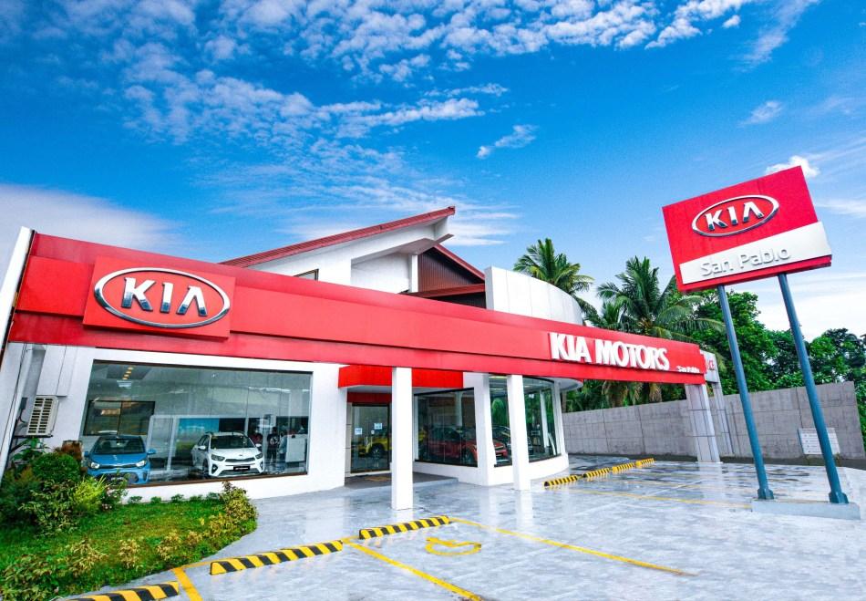 Kia San Pablo Is Now Open To Customers Living In Laguna