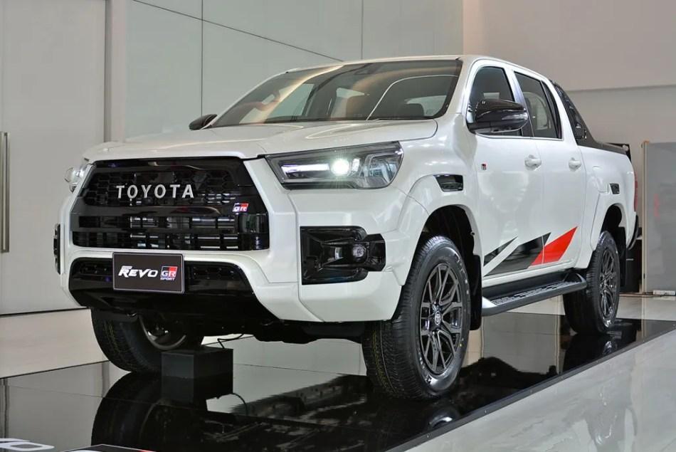 2022 Toyota Hilux GR Sport