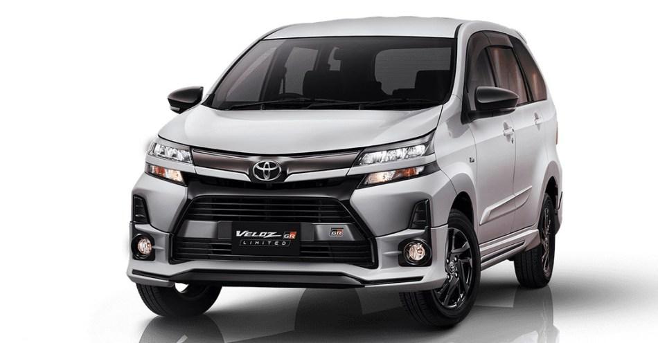 Toyota Avanza Veloz GR Sport