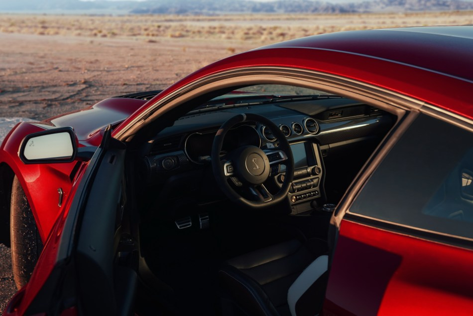 2022 Ford Mustang GT500 Philippines Interior