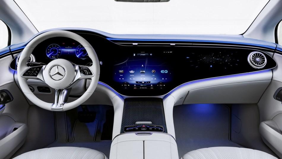 2023 Mercedes-Benz EQE Interior