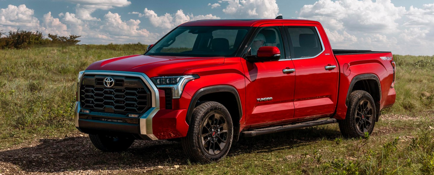 All-New 2022 Toyota Tundra Is The Full-Size Pickup The PH Won't Get