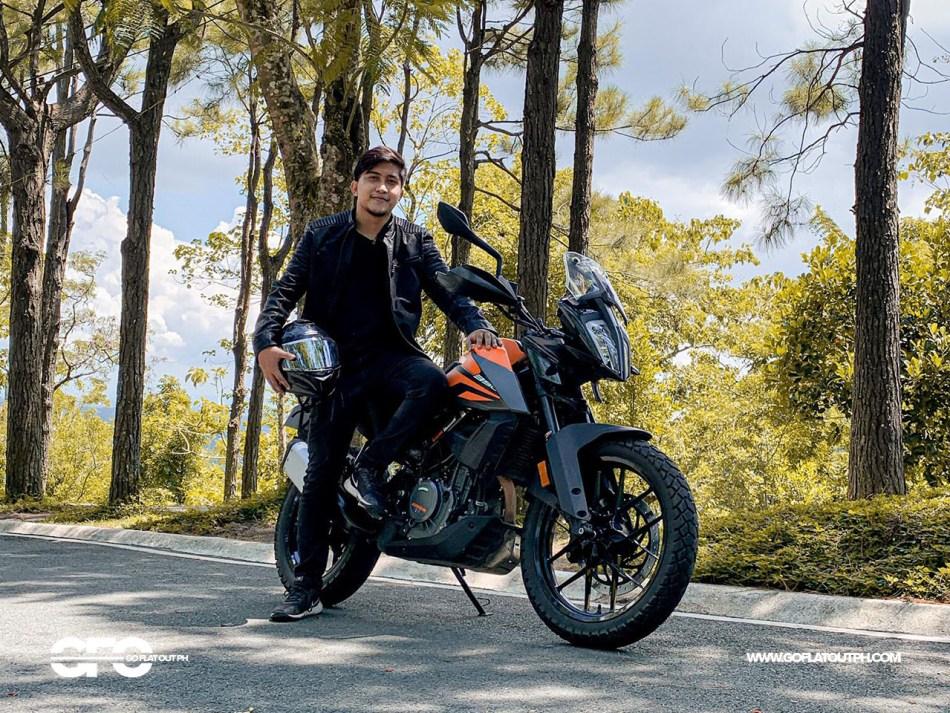 2021 KTM 390 Adventure Philippines