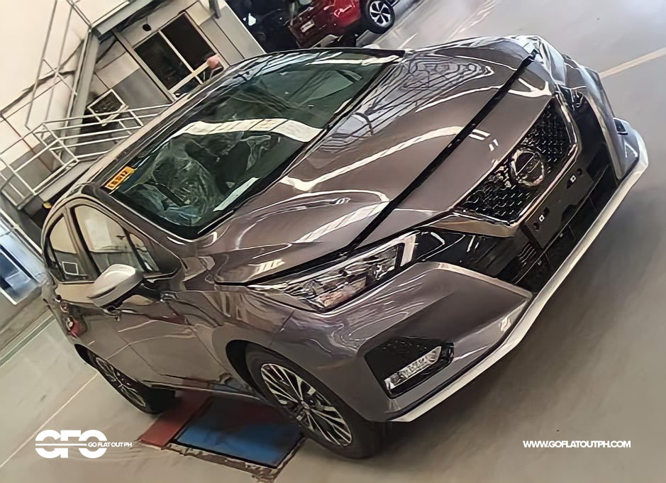 2022 Nissan Almera Philippines Leaked