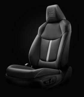 GR SPORT專屬座椅設計