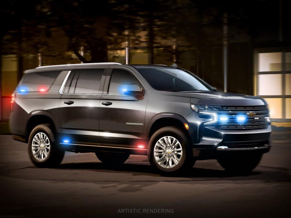 HD Chevrolet Suburban