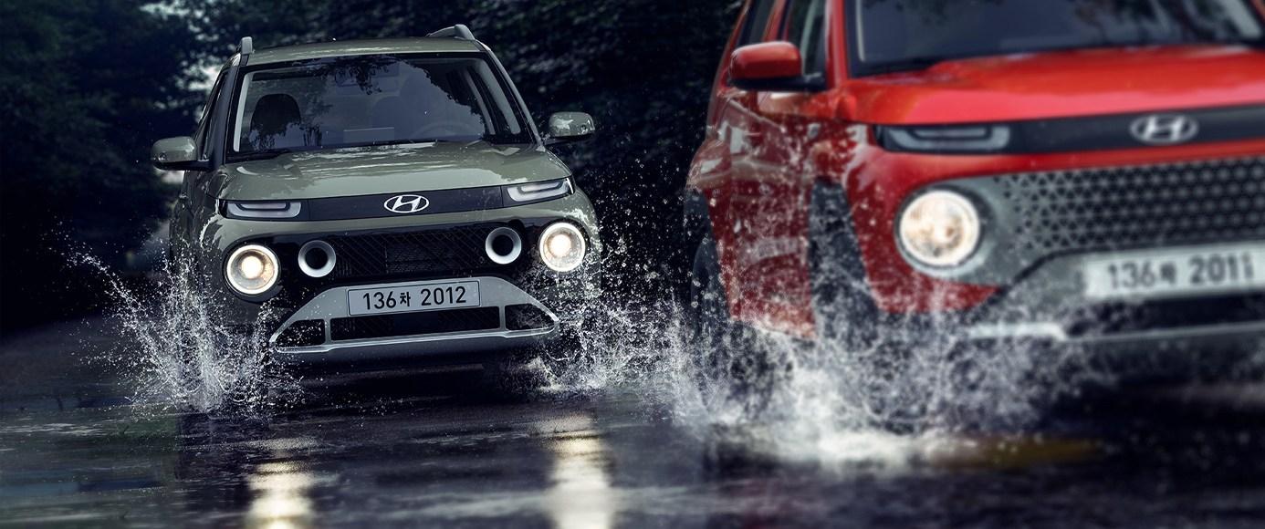 2022 Hyundai Casper Unveiled As The Brand's Smallest SUV Yet