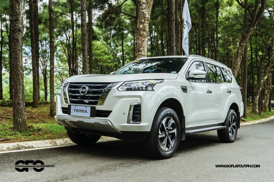 2022 Nissan Terra 4x2 VL Philippines