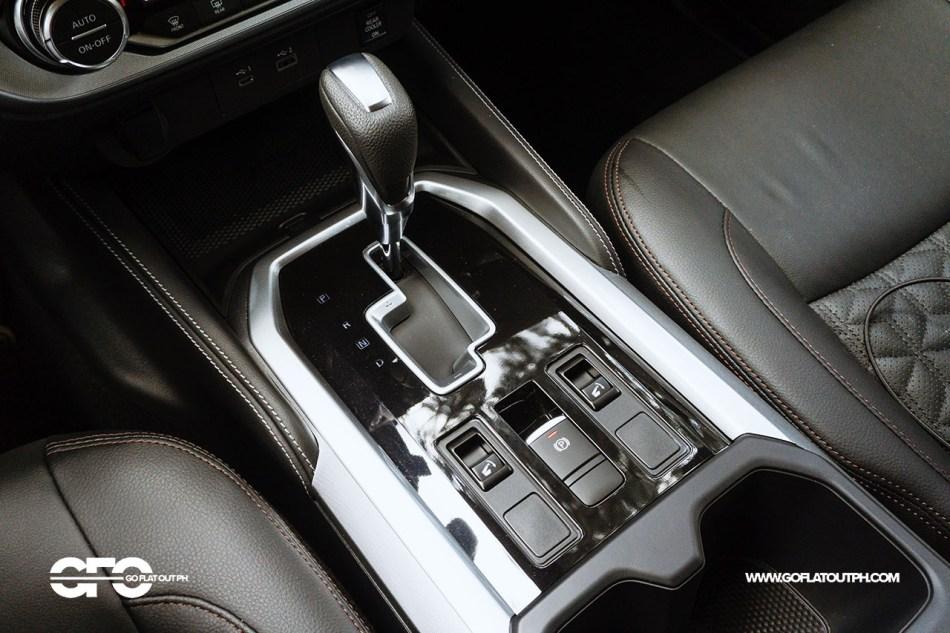 2022 Nissan Terra 4x2 VL Philippines Interior