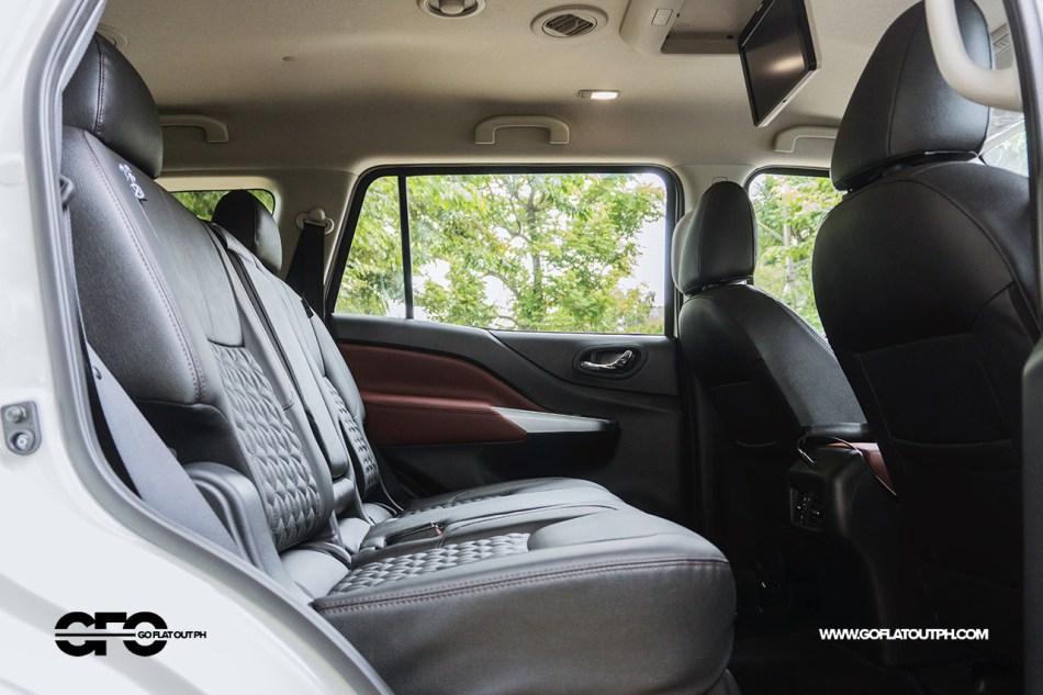 2022 Nissan Terra VL 4x2 Philippines Interior