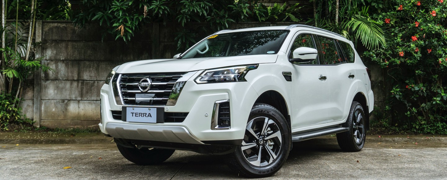 2022 Nissan Terra VL 4x2 Review Philippines