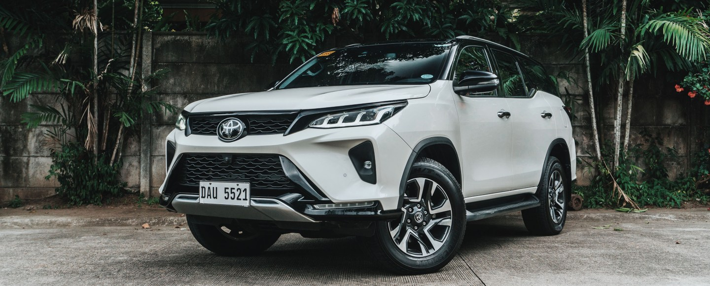 2021 Toyota Fortuner LTD 2.8 4x4 Review Philippines