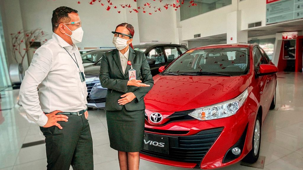 Toyota Sure Advantage Is A Commitment To Easy Vehicle Ownership
