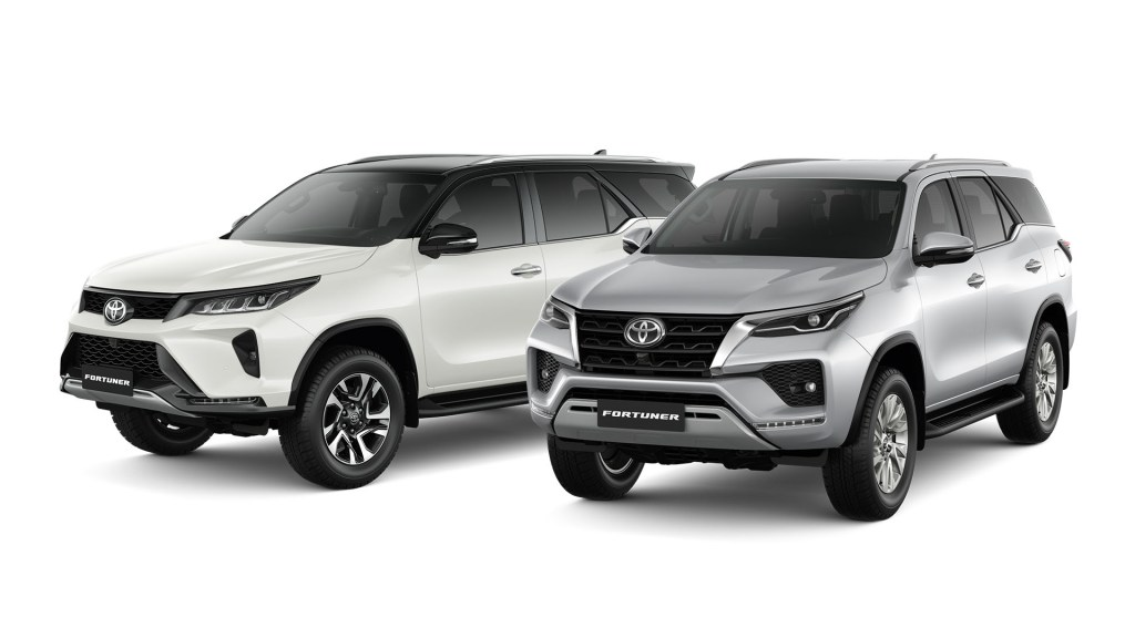 Toyota PH Updates Fortuner Lineup For 2022