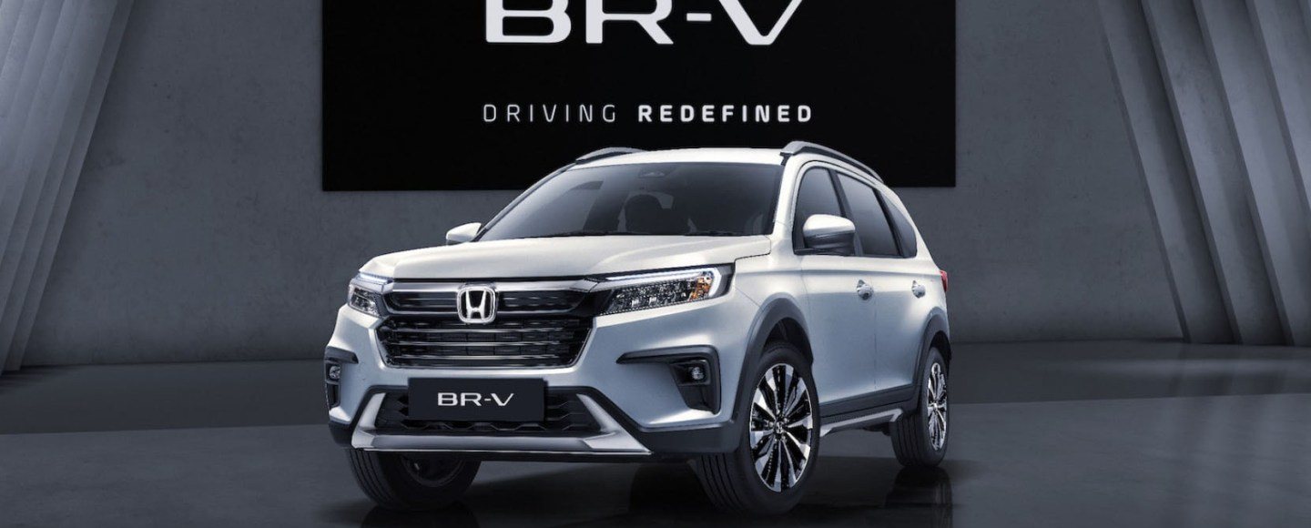 All-New 2022 Honda BR-V Debuts, Now With Honda Sensing Safety Suite