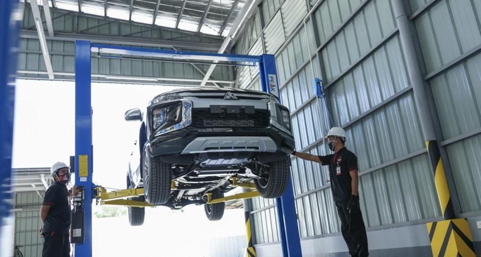 Mitsubishi SJ Legacy Motors - Isabela