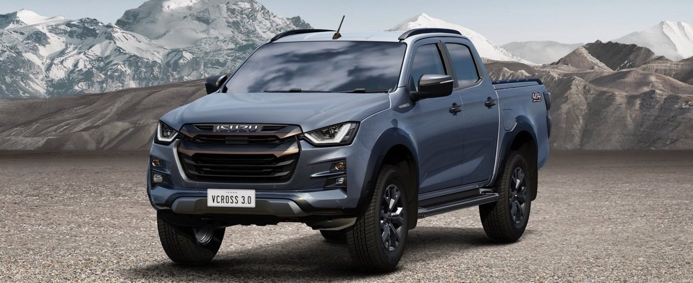 2022 Isuzu D-Max Receives A Number Of Aesthetic Upgrades