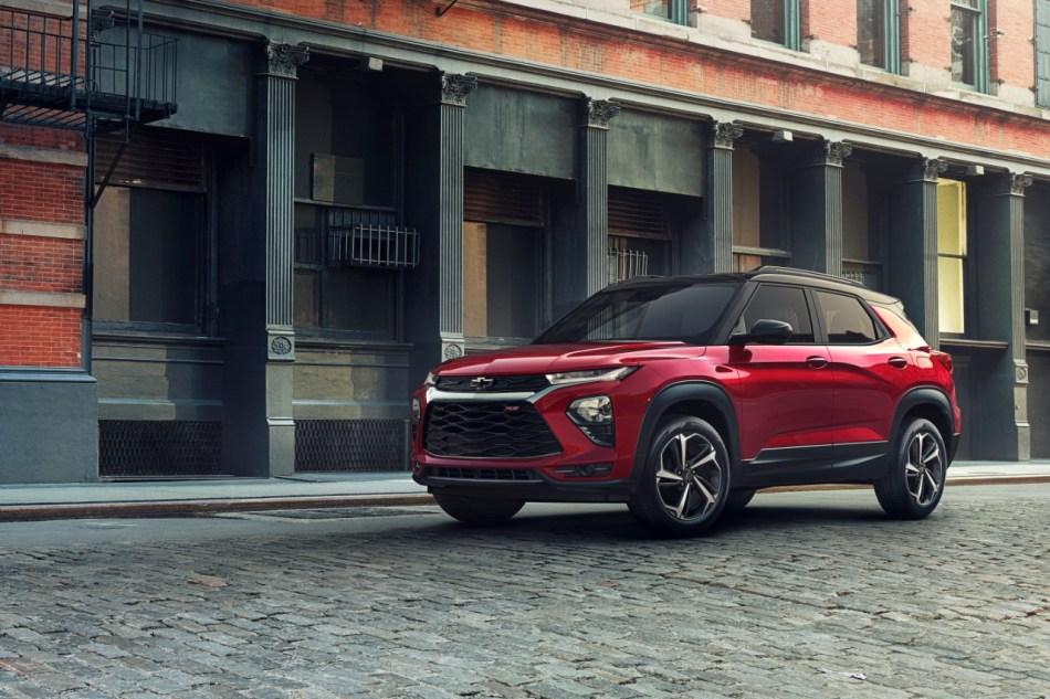 2022 Chevrolet Trailblazer Set To Return In PH This Month