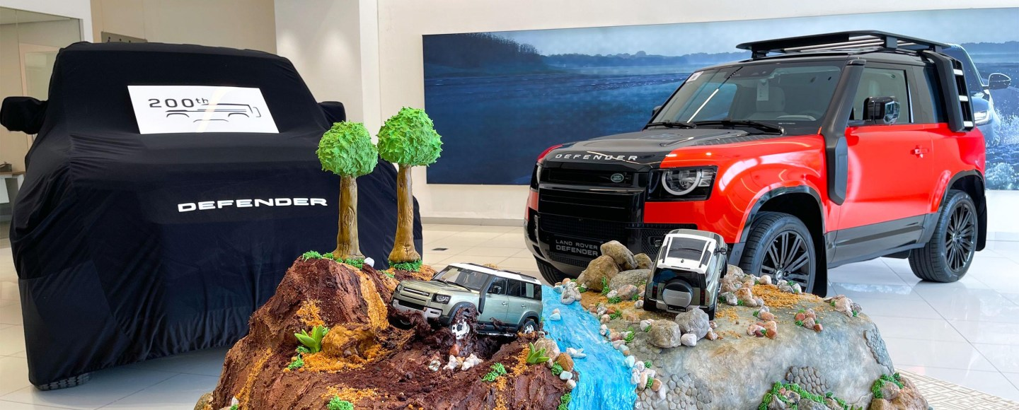 200 Units Of The Land Rover Defender Have Already Been Sold In PH
