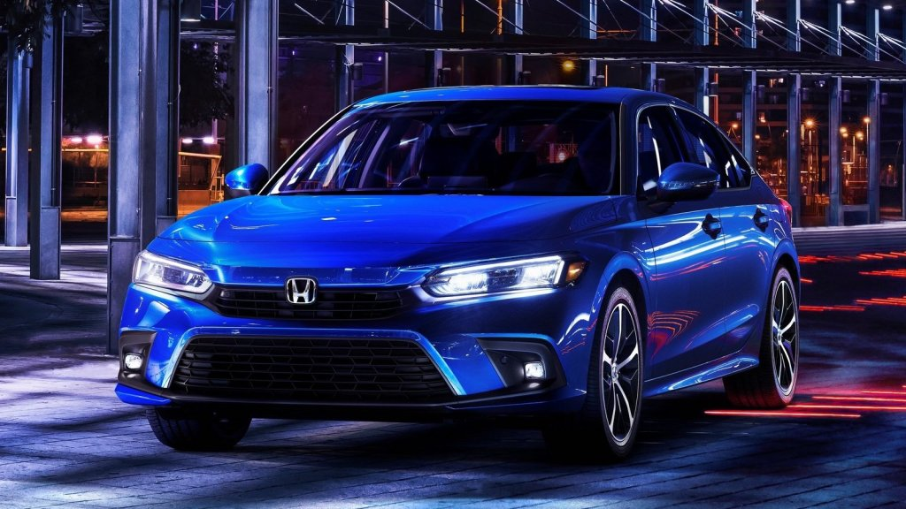 2022 Honda Civic Is Part Of This Year's Wards 10 Best Interiors