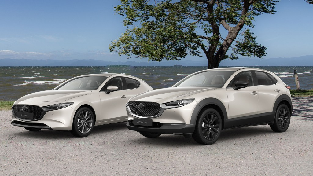 Mild-Hybrid 2022 Mazda 3 And CX-30 Officially Launched In PH