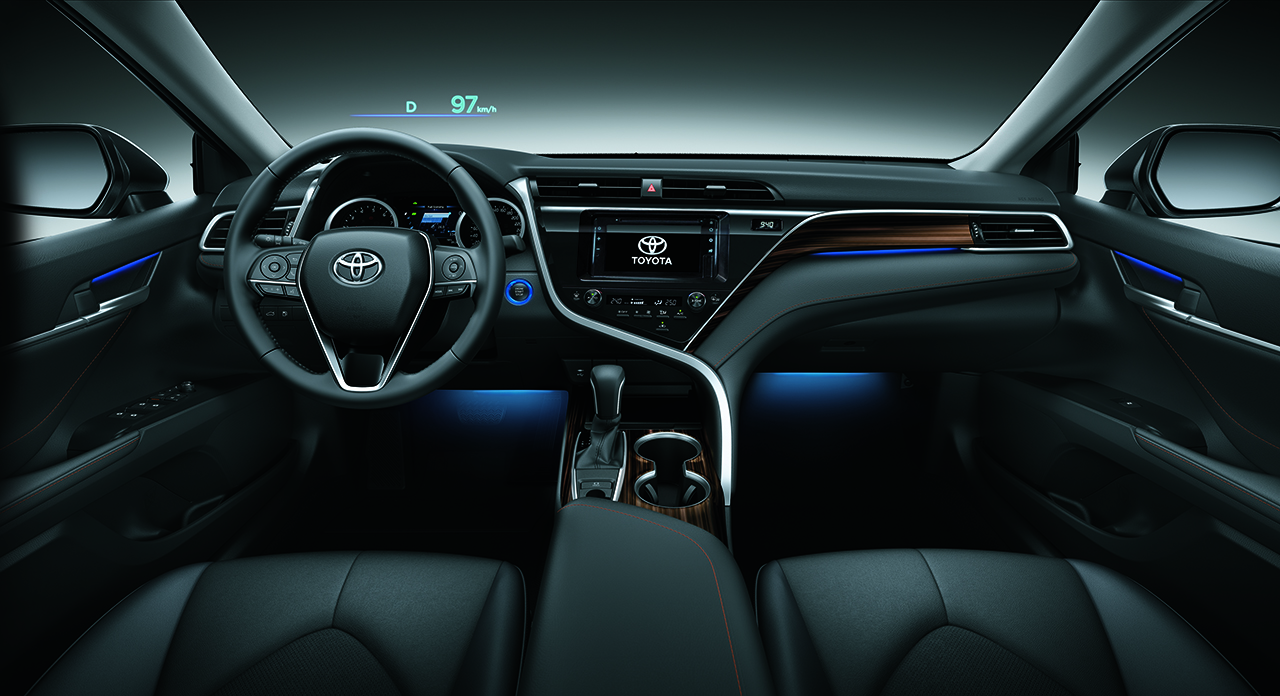 all new camry 2018 philippines kijang innova 2017 2019 toyota arrives in the with p1 806m starting interior