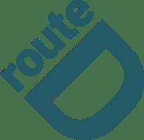 route D Logo; Registrierung route D