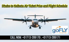 Dhaka to Kolkata air ticket