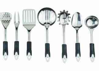 Tricks To Buy Kitchen Utensils