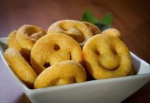 Potato Smiley Recipe