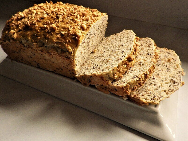 Seven Grain Bread – Goodness OF Seven Grains  In One Loaf