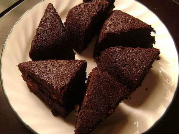 ragi chocolate cake