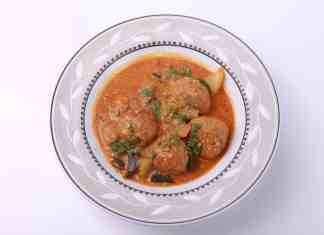Pigeon Pea Kofta Curry
