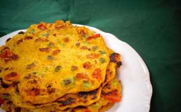 Eggless Omelet