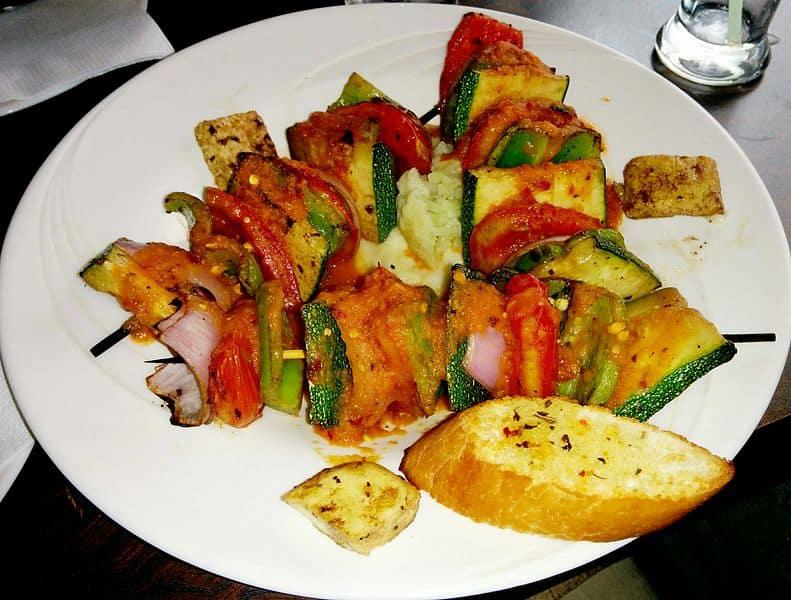 Tandoori Vegetables