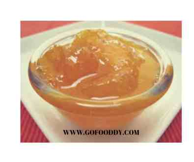 Sweet Guava Jelly