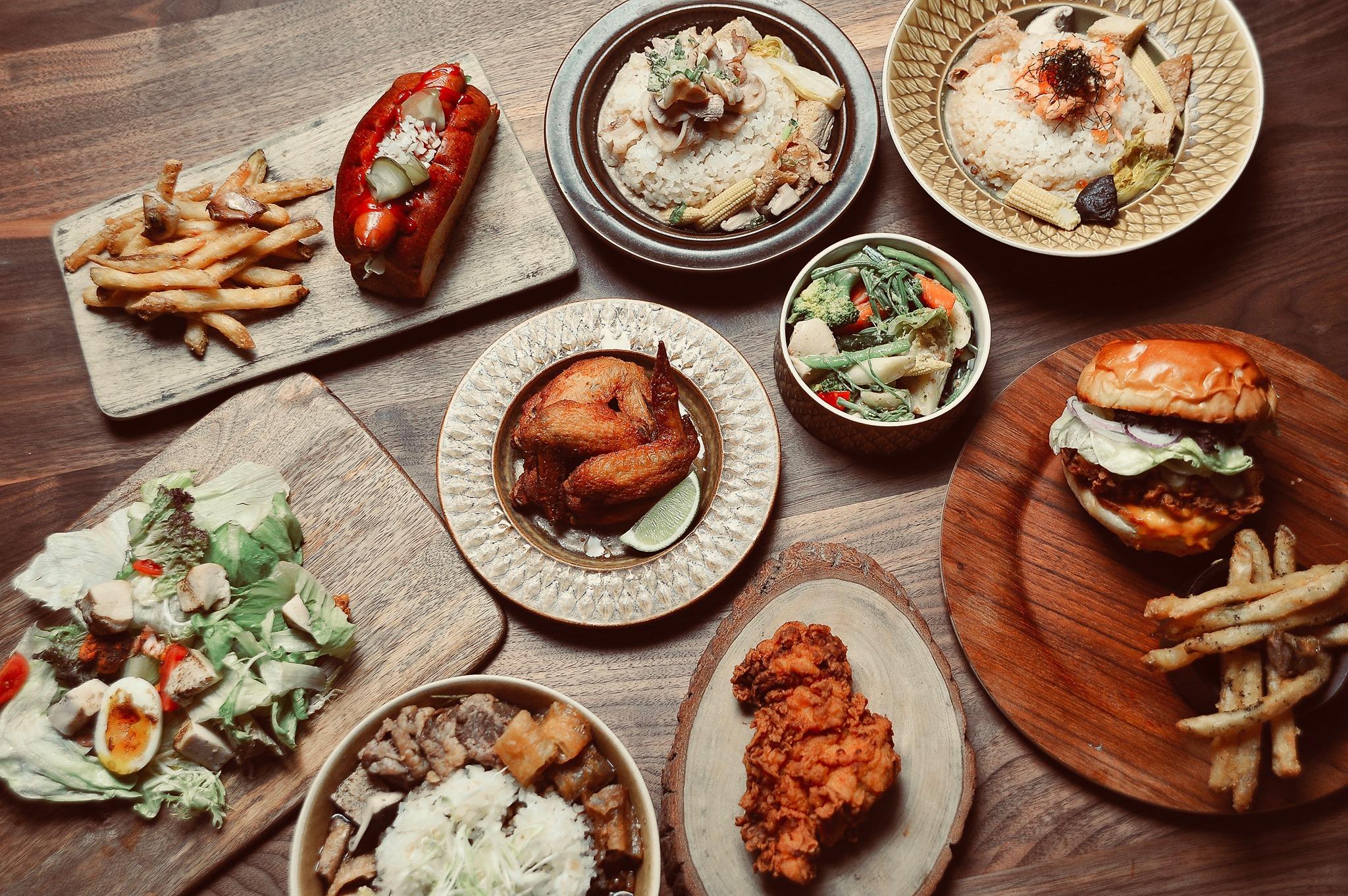 VG Express|臺北美食|人氣咖啡廳精選外送美食